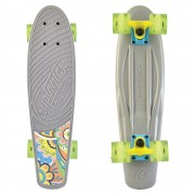 "Cruiser Kryptonics Torpedo Popadelic grey 22""/56cm"