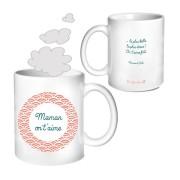 Mug personnalisé - fête des mères