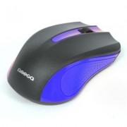 Omega Raton optico OM05BL 3D 1000DPI Azul USB
