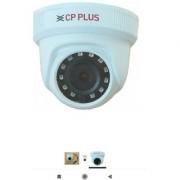 CP Plus 1.3 MP Dome Camera - White