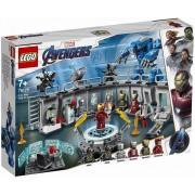 Lego Super Heroes (76125). Iron Man Hall Of Armor