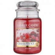Yankee Candle Cranberry Ice Classic Large 623 g