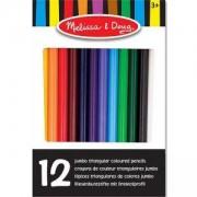 Комплект цветни моливи - 14119 - Melissa and Doug, 000772141192