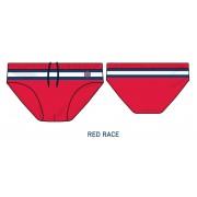Scuba Летни плавки-брифы классической конструкции Scuba 727401_7 красный (red race)