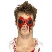 Zombie Ögon Latex