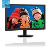 Philips LCD-monitor met SmartControl Lite 223V5LHSB Zwart