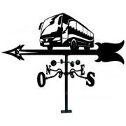 Veleta Tejado de hierro Autobus 900 mm.
