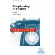 Telephoning in english - Marion Grussendorf - Pocket business
