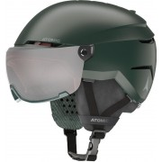Atomic Savor Visor JR Dark Green 51-55 20/21