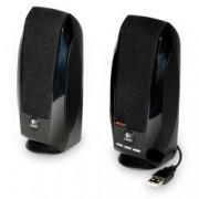 LOGITECH SPEAKERS S150 2.0 - BLACK - USB
