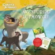 Disney. Citesc si ma joc. Cartea junglei. Aventurile lui Mowgli