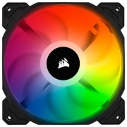 Вентилатор за кутия corsair icue sp140 rgb pro individually addressable rgb led, 140mm fan, single pack, co-9050095-ww