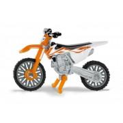SIKU Blister - motocicleta KTM SX-F 450
