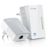 Powerline TP-Link TL-WPA4220 AV500 Starter Kit, 500Mbps, TL-WPA4220 Starter Kit _VZ