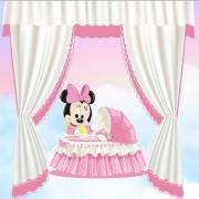 Invitaţie video cu Minnie Mouse