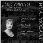 CD BABY.COM/INDYS Jiri Tomase & the Stern Orchestra & Christiane Eng - Mozart Piano Concertos: Concerto pour piano nº 19 en F [CD] USA import