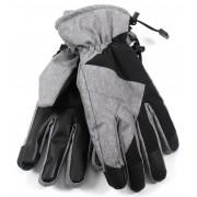 Mutka Handskar 1392 grå/svart