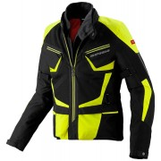 Spidi Ventamax H2Out Motorcycle Textile Jacket Yellow 2XL