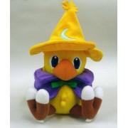 "Square Enix Official Square Enix Final Fantasy Plush Toy 7"" Black Mage Chocobo (Japanese Import)"