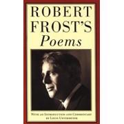 Robert Frost's Poems, Paperback/Robert Frost