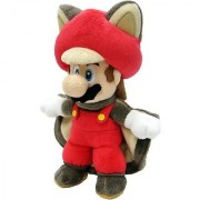 Little Buddy Toys Nintendo Flying Squirrel Mario 9 Plush