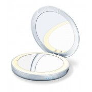 Oglinda cosmetica cu baterie externa Beurer BS39 marire de 3 ori