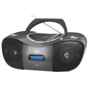 Micro Sistem Audio TREVI CMP 582, CD/MP3 Player, Radio FM (Negru)