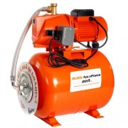 Hidrofor RURIS AquaPower 2011, 1100 W, 3480 l/h, 5.5 bar, butelie 50 l, pompa fonta