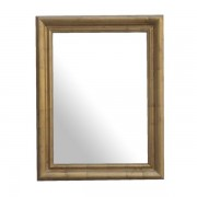 Oglinda decorativa ELITE 90x70 auriu