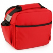 BergHOFF Valira Mobility Ételhordó táska dobozokkal, piros