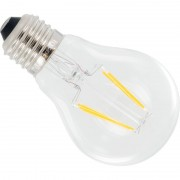 Integral LED lamp filament standaard E27 4W 470lm 2700K