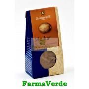 Condiment Nucoara Macinata BIO 30 gr Sonnentor
