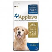 7,5kg Applaws Light cães Adultos Frango ração