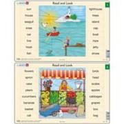 Set 10 Puzzle-Uri Read And Look 1 -10 (En), 16 Piese Larsen