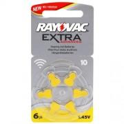 Rayovac 10 Extra Advanced - 1 blister