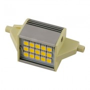 LED lamp R7s 4W 78mm