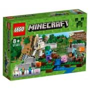 Lego Klocki konstrukcyjne Minecraft Żelazny Golem 21123