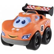 Écoiffier maşinuţă de curse de jucărie Abrick P16112-5 portocaliu