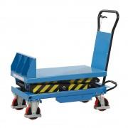 Neige-Hubtischwagen Erleichterter Zugriff in Kisten Tragfähigkeit 600 kg