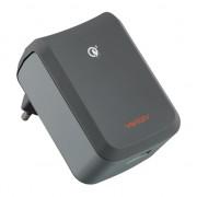 Ventev RQ1300 adapter stekker oplader USB A quick charge 3.0 - Grijs