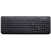 Tastatura Modecom MC-5005, multimedia, USB (Negru)