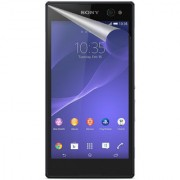 Snooky Ultimate Anti Shock Screen Guard Protector for Sony Xperia C3 (Pack Of 4 Screen Guard)