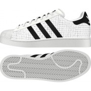 Adidas Originals Superstar - sneakers - uomo - White/Black