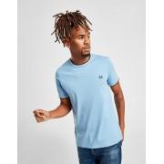 Fred Perry Core Twin Tipped T-Shirt Heren - alleen bij JD - Blauw - Heren