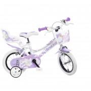 Bicicleta pentru copii Dino Bikers RSN, 12 inch, varsta 3-4 ani, maxim 40 kg