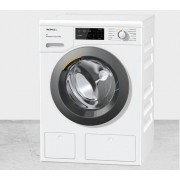 Miele WCI860 W1 Front-loading Washing Machine With TwinDos, PowerWash and WiFiConn@ct-White