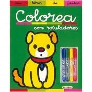 Colorea Con Ceras