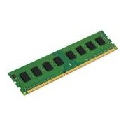 Kingston System Specific RAM 4GB 1333MHz Module Single Rank - Standard 512M X 64 Non-ECC 1333MHz 240-pin Unbuffered DIMM 1RX8 (DDR3, 1.5V, CL9, 4Gbit, FBGA, Gold) (KCP313NS8/4)
