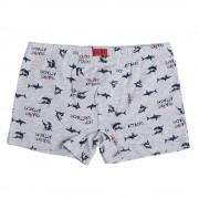 Boxeri baieti LAMA Shark multicolor 140146