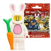 Lego (LEGO) Mini Figure Figure 7 Man wearing a rabbit costume | LEGO Minifigures Series 7 Bunny Suit Guy ?8831-3? [Parallel import goods]